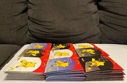 Pokemon 25th Anniversary Sealed Packs Entire Case Of 150 Mcdonalds 2021 In Hand