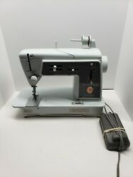 Singer Sewing Machine Touch And Sew Model 600e Zig Zag Original Foot Switch Pedal