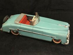 1950 Distler Packard 10 Us Zone Germany Windup Tin Toy