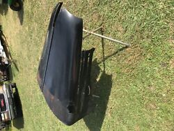 Antique/ Vintage Chevy Truck Butterfly Hood, Fold Up Hood. 1930's