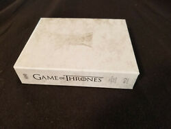 Game Of Thrones The Complete Third Season 6 Blu-ray Set + Dvd And Digital Copy