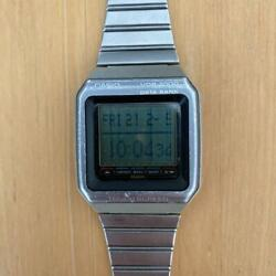 Casio Vdb-1000 Touch Screen Data Bank / Products Sold In Japan