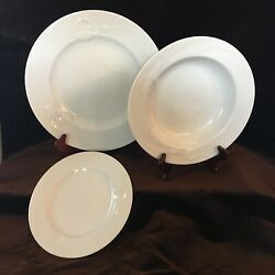 Mikasa Classic Flair White Cala Lily Dinnerware - By The Piece