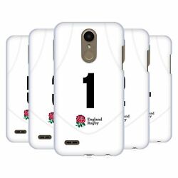 Official England Rugby Union 2020/21 Players Home Kit Back Case For Lg Phones 1