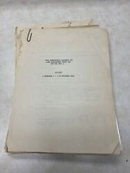 Ww2 Us Army Air Force 42nd Bomb Group 75th Squadron Unpublished Unit History