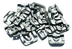 Windshield Or Rear Window Molding Trim Clips For 68 And Up Gm Qty-20 118