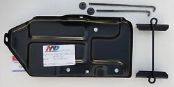 1970 Charger Road Runner Battery Tray And Hold Down B-body Mopar Amd 340-1570