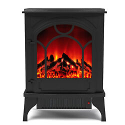 Regal Flame Aries Electric Fireplace Free Standing Portable Space Heater Stove B