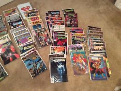 Comic Book Lot Over 300 Superman....batman...spiderman And Others.