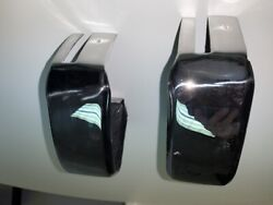 Stainless Bumper Cover Overrider Rear Bumper Bmw 2002 Tii [pair Left And Right
