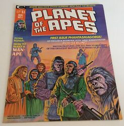 Planet Of The Apes 1 Aug 1974, Magazine Management Co