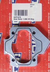Gear Body 1.200 45 Deg. -10 Out And -10 In Stock Car Prod-oil Pumps 1075