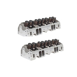Sbc 190 Vortec Corona Series Cyl. Heads Pair Air Flow Research 0914 W/6400