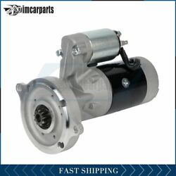 Starter For Passenger Cars W/ Sbf 260 289 302 351w 1965-1995 Models Automatics