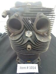 Pre Owned Lycoming Cylinder 66507 - Valves And Springs - No Paper Work - 1014