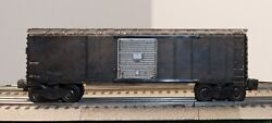 Lionel 6464-1 Western Pacific With Paint Removed-clear Plastic With Black Tint