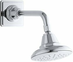 Single Function Wall Mount Showerhead With Katalyst Air Induction Spray, 2.0 Gpm