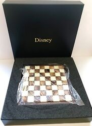 Rare Disney   Winnie The Pooh Pewter Chess Set + Marble Board