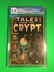 Tales From The Crypt 1950 46 Final Issue