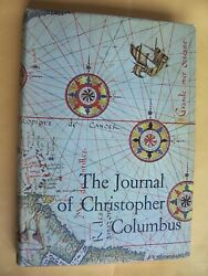 The Journal Of Christopher Columbus - Translated By L.a. Vigneras - Hc W/dj
