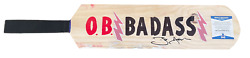 Ben Affleck Dazed And Confused Autograph Signed Ob Badass Paddle Beckett Bas 1