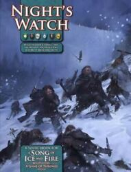 A Song Of Ice And Fire Rpg Nightandrsquos Watch By Carriker Josephhay Johnhammock