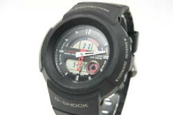 T01070 Casio G-shock Geeshock Aw-582 Dial Black/pink Crazy Colors Working