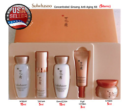 Sulwhasoo Concentrated Ginseng Renewing Basic Kit Miniature 5 Item Set