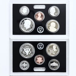 2020 S Partial Proof Set Kennedy Dime Nickel Cent 99.9 Silver Us Mint 5 Coins