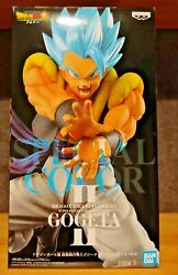 Dragon Ball Super Gogeta Figure Super Saiyajin God Special Color Ver.4