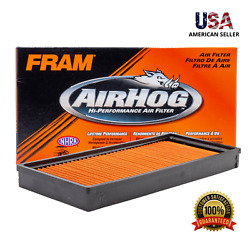 Fram Ppa8205 Airhog Washable Reusable Air Filter For Jeep Wrangler Made In Usa