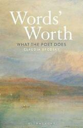 Words' Worth What The Poet Does, Brodsky, Professor Claudia Princeton Universit