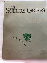 Rare 1987 Sisters Of Charity Grey Nuns Marguerite De Youville History Book Livre