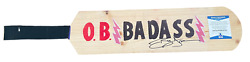 Ben Affleck Signed Autograph Ob Badass Paddle - Dazed And Confused Beckett Bas 1