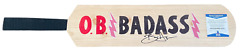 Ben Affleck Signed Autograph Ob Badass Paddle - Dazed And Confused Beckett Bas 2