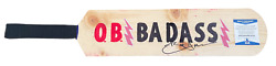 Ben Affleck Signed Autograph Ob Badass Paddle - Dazed And Confused Beckett Bas 6