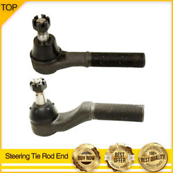 2x Mevotech Steering Tie Rod Ends Leftright Outer For 95-02 Ford E-350 Econoline