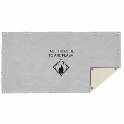 Salisbury Arc48-40ps Arc Protection Blanket 4and039x8and039 40ka Astm F2676 5ygl3 New