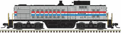 Atlas 40004081 Alco Rs1 - Standard Dc - Classic Amtrak 46 Phase Iii Silver