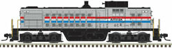 Atlas 40004081 Alco Rs1 - Standard Dc - Classic Amtrak 46 Phase Iii, Silver