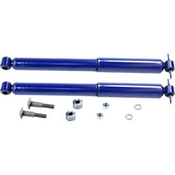 Set-ts33082-2 Monroe Shock Absorber And Strut Assemblies Set Of 2 New Coupe Pair