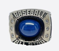 1981 🌟all-star🌟 Game Ring Cleveland Mlb ⚾️ Championship Ring