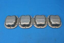 Lot Of 4 Continental Rocker Box Covers 28142