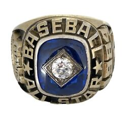 1984 Mlb⭐️all-star⭐️game Ring S.f. Giants⚾️auth Championship / Champions Ring
