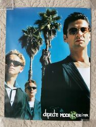 Promo Poster Depeche Mode - Exciter 18x24