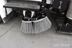 Wire Gutter Broom For Tymco 600 600-bah 600-hsp 500 And 350 Sweepers 500392