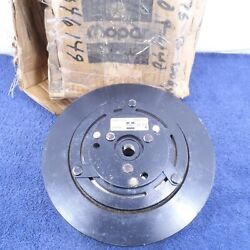 Nos A/c Compressor Drive Pulley And Hub 1975-1977 Chrysler Dodge Plymouth 400 440