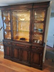 Maslow Freen Antique Breakfront--for Sale By Owner
