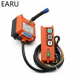 Wireless Industrial Remote Controller Electric Hoist Remote Control Winding