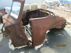 1946 -47-48 Ford Convertible Body